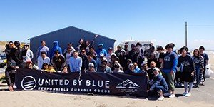 United By Blue Cleanup 2018